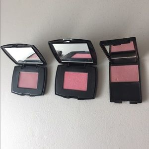 Lancome 3 piece mini blush bundle